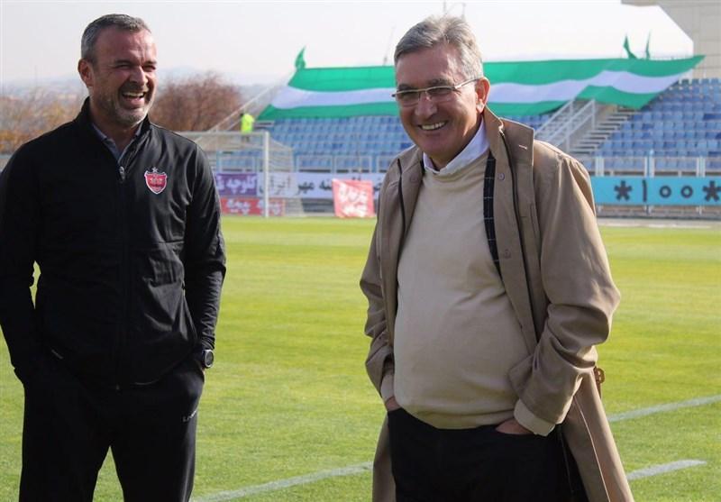 برانکو ایوانکوویچ: با بازی امروزمان نشان دادیم که چرا قهرمان ایران هستیم، هیچ وقت دنبال حاشیه نبودیم و همیشه فوتبال بازی کردیم