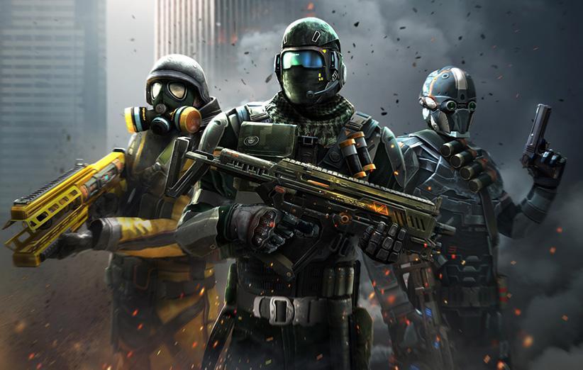 بازی موبایلی Modern Combat 5 به نینتندو سوییچ می آید