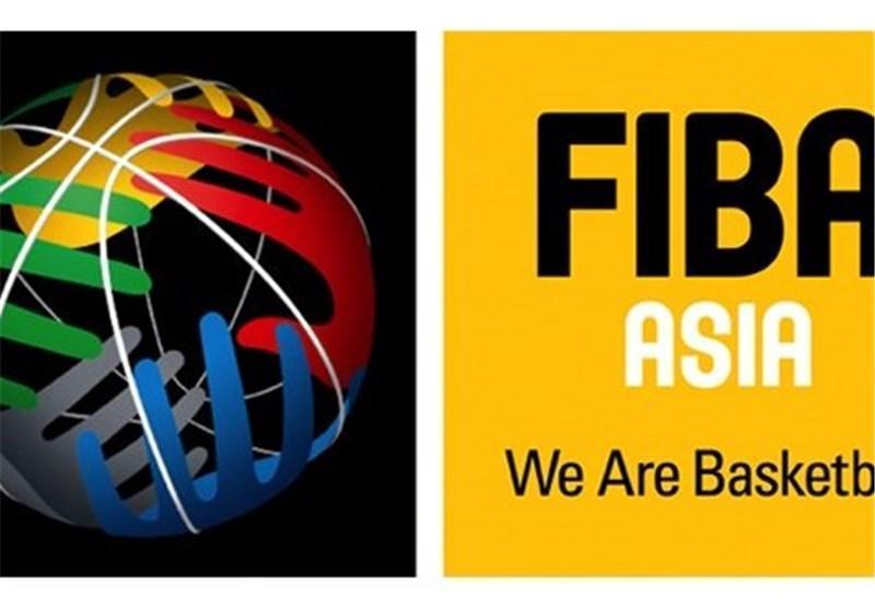 رده بندی نهایی مسابقات بسکتبال قهرمانی آسیا