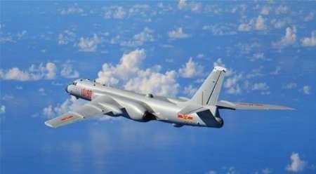 بمب افکن های چین به حالت آماده باش درآمدند