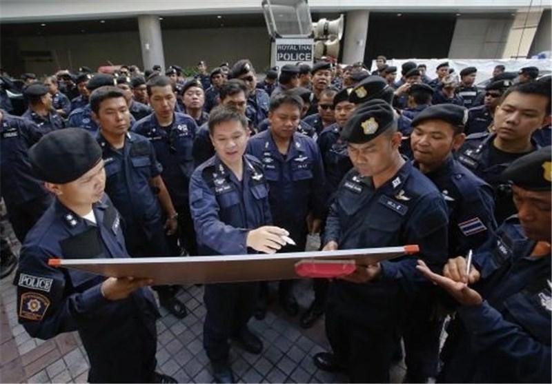 استقرار 5700 نیروی ارتش تایلند در پایتخت با هدف برخورد با معترضان به کودتا