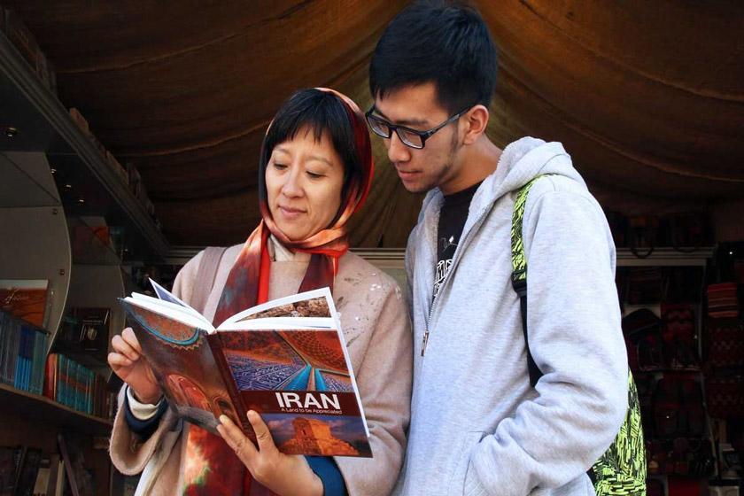 ایران برای گردشگران چینی جذابیت دارد