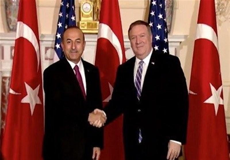 وزرای خارجه ترکیه و آمریکا در سنگاپور دیدار می نمایند، حبس کشیش آمریکایی محور مذاکرات طرفین