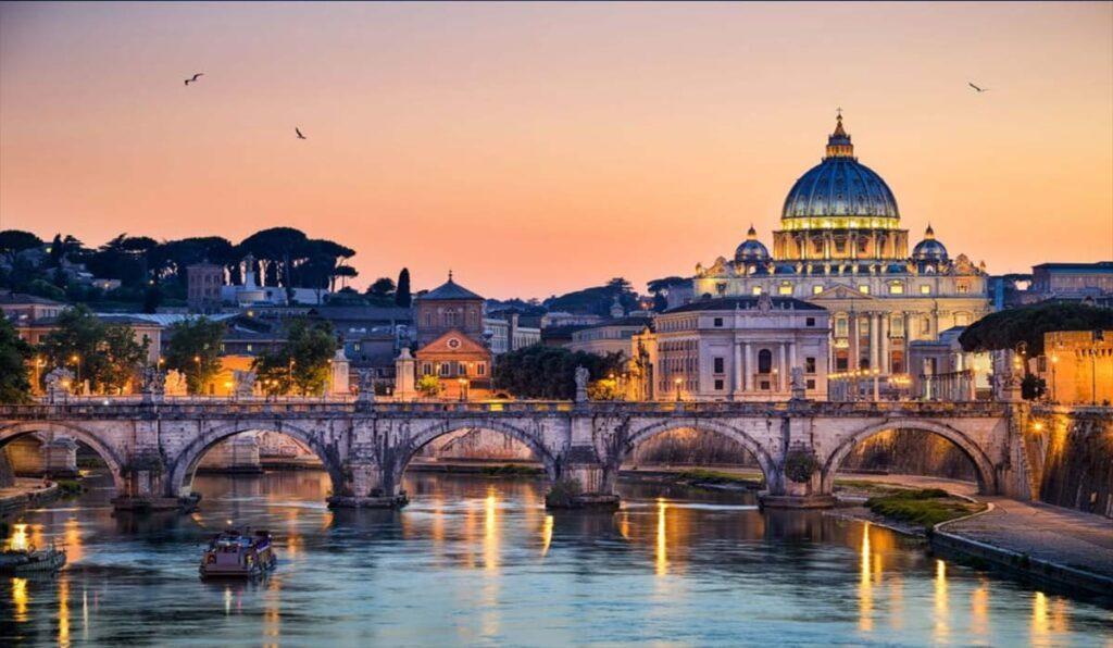 راهنمای سفر به رم، ایتالیا