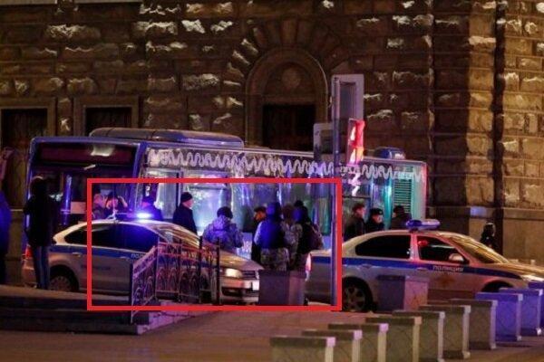تیراندازی مرگبار در نزدیکی ساختمان سرویس امنیت فدرال روسیه