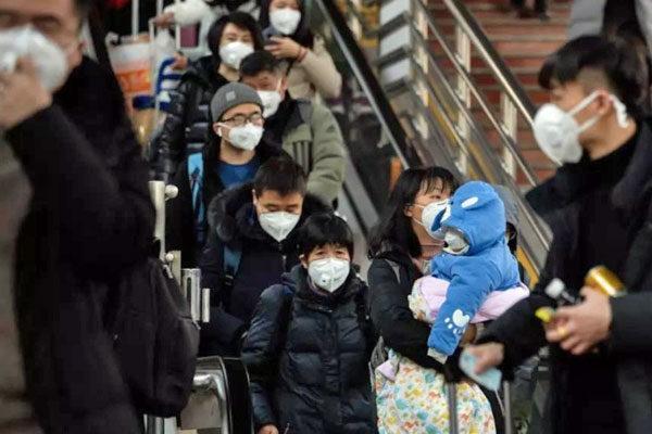 کرونا در چین 56 قربانی گرفته است ، 2 هزار نفر مبتلا شده اند