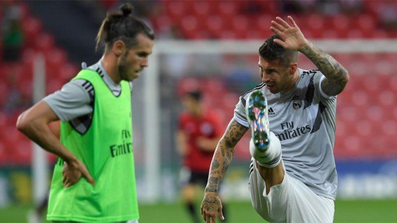 ترکیب رئال مادرید اعلام شد؛ غیبت راموس و بازگشت بیل