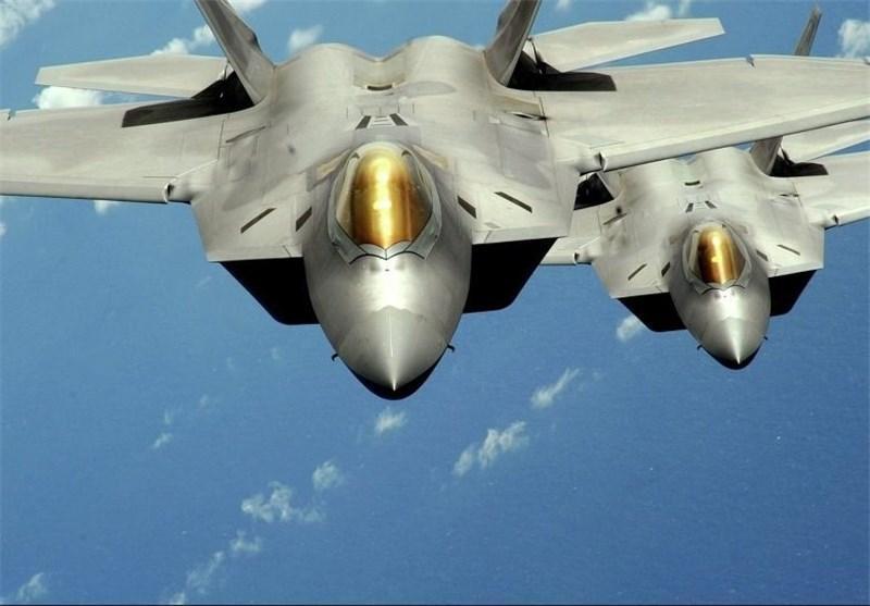 چین می تواند جنگنده های اف 22 آمریکا را رهگیری و شناسایی کند