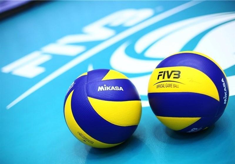 معین شدن حریفان نماینده ایران در مسابقات والیبال جام باشگاه های آسیا
