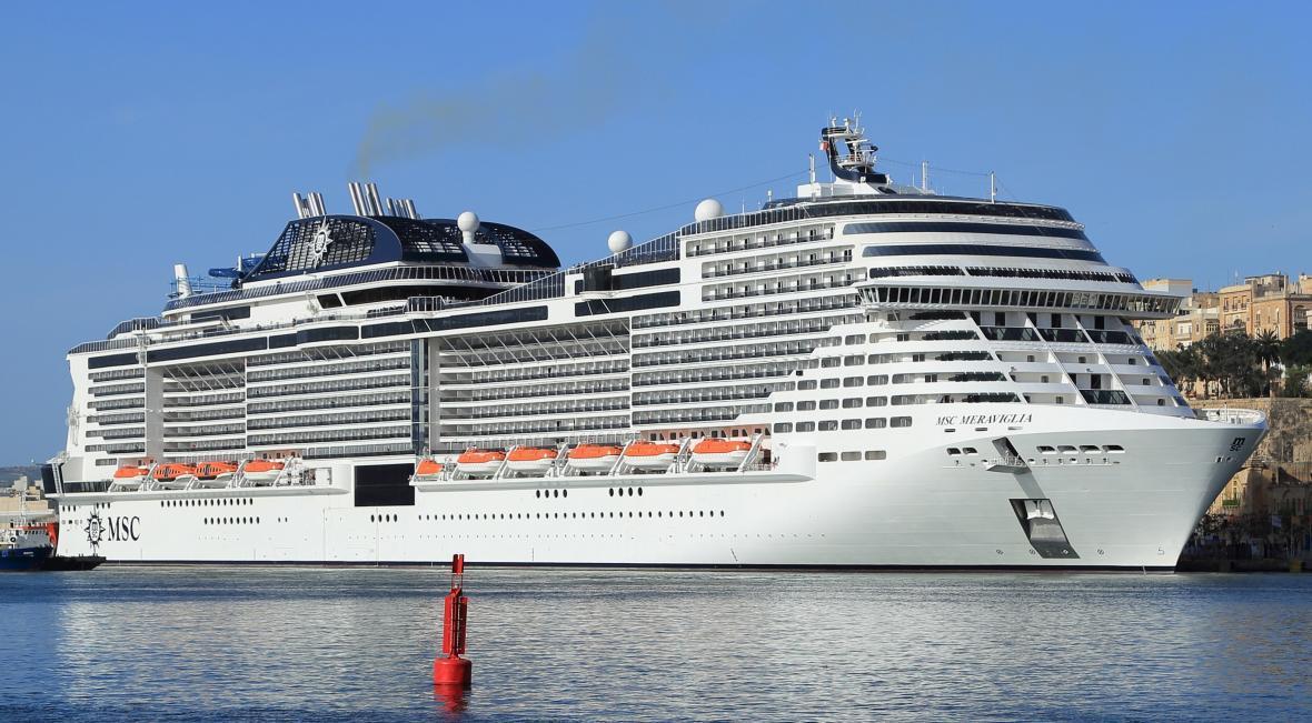 آشنایی با کشتی کروز MSC Meraviglia