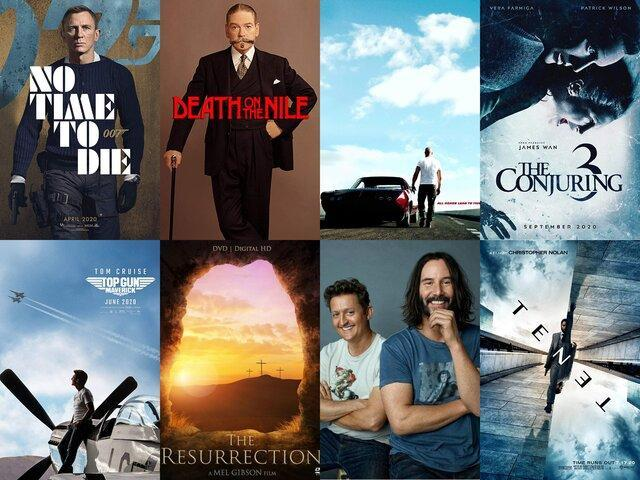 سال 2020 در انتظار دیدن چه فیلم هایی باشیم؟
