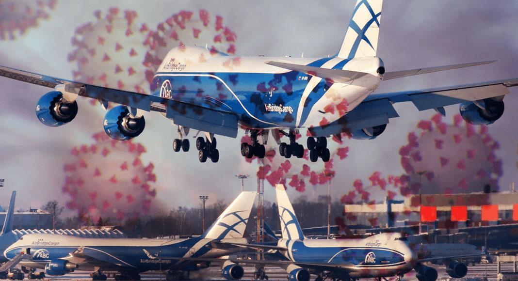 اخبار و بخشنامه های پروازهای خارجی پس از شیوع ویروس کرونا