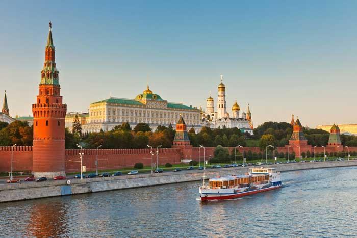 اماکن دیدنی مسکو