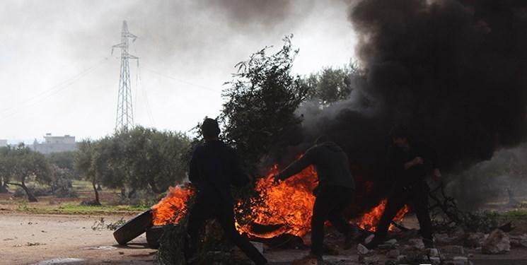 ارتش ترکیه با تروریست های جبهة النصره درگیر شد