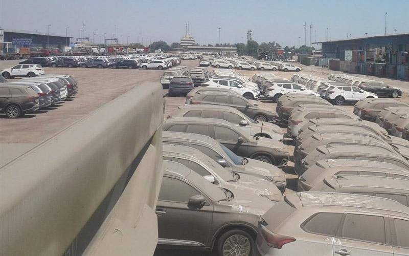 خودروهای دپوشده آزاد می شوند؟