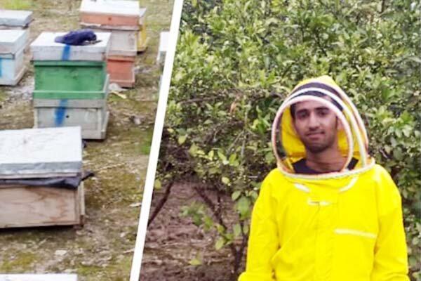 رازهای موفقیت زنبوردار دهه هفتادی