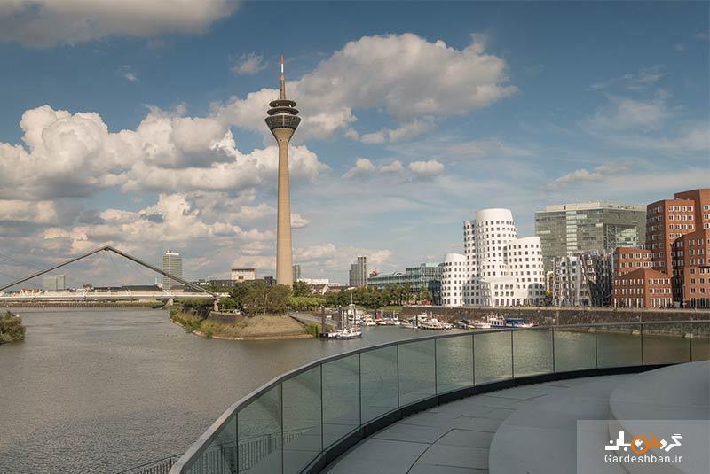 چگونه سفری تنهایی به دوسلدورف آلمان داشته باشیم؟، عکس