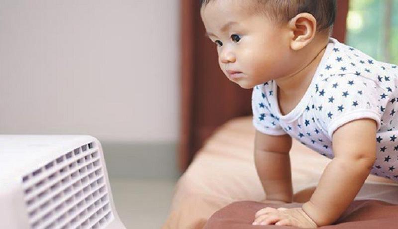 قوانین بهره برداری از کولر آبی در اتاق کودک که نمی دانستید
