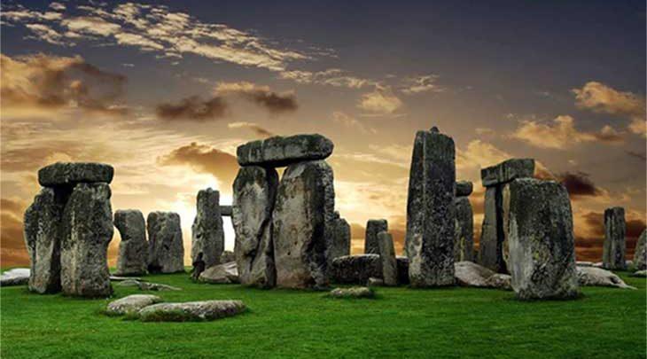 استون هنج یادمانی باستانی و اسرار آمیز، یکی از عجایب دنیا، تصاویر
