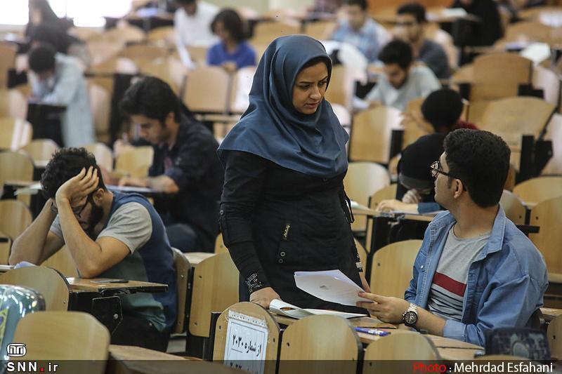 ایجاد شرایط برگزاری مجدد امتحان برای دانشجویان دانشگاه آذربایجان شرقی