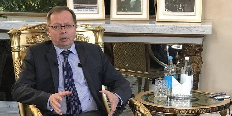 سفیر مسکو در لندن: فقط سازمان ملل حق تحریم علیه کشورها را دارد