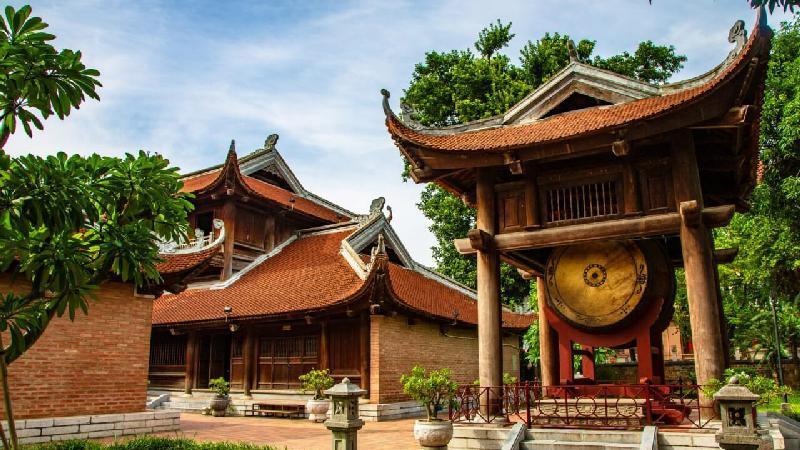 معابد هانوی؛جاذبه گردشگری جذاب ویتنام ، تصاویر