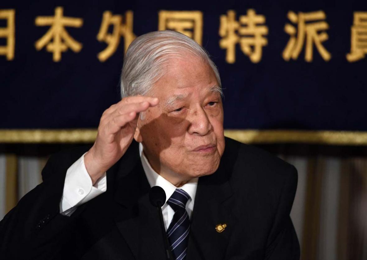 خبرنگاران رییس جمهوری پیشین تایوان درگذشت