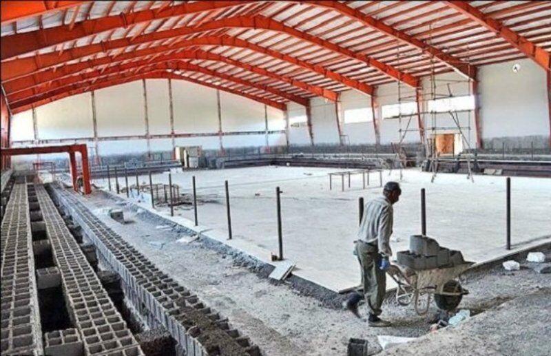 خبرنگاران 116 پروژه ورزشی در خراسان رضوی در حال اجراست