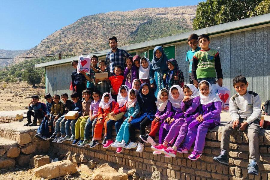 دختران قلایی در آرزوی ادامه تحصیل