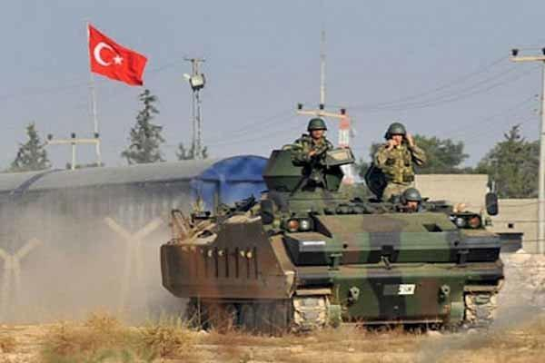 رزمایش نظامی 5 روزه ترکیه و قبرس شمالی شروع شد
