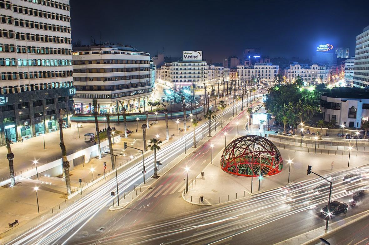 جذابیت های توریستی کازابلانکا گران ترین شهر مراکش