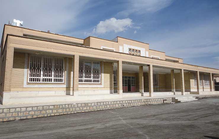23 مدرسه سیل زده گلستان بازسازی شد