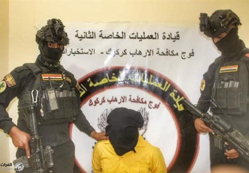 عراق، دستگیری یک سرکرده داعش در عملیات امنیتی