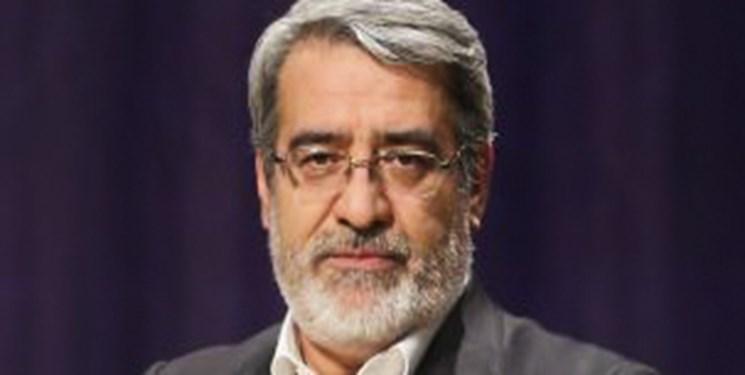 نامه نگاری وزیر کشور با رئیس مجلس