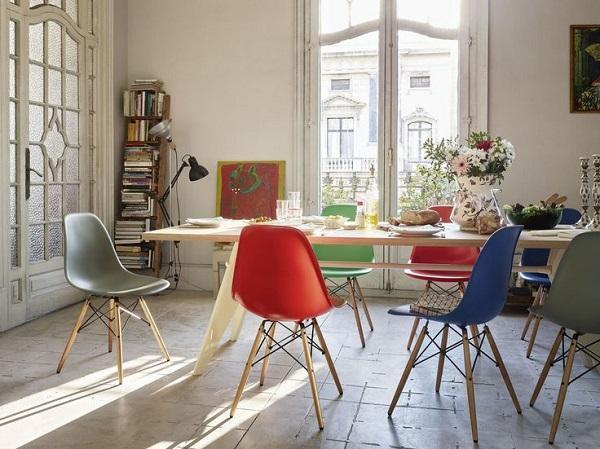 آشنایی با مدل های صندلی مدرن و ساده مناسب منزل و رستوران
