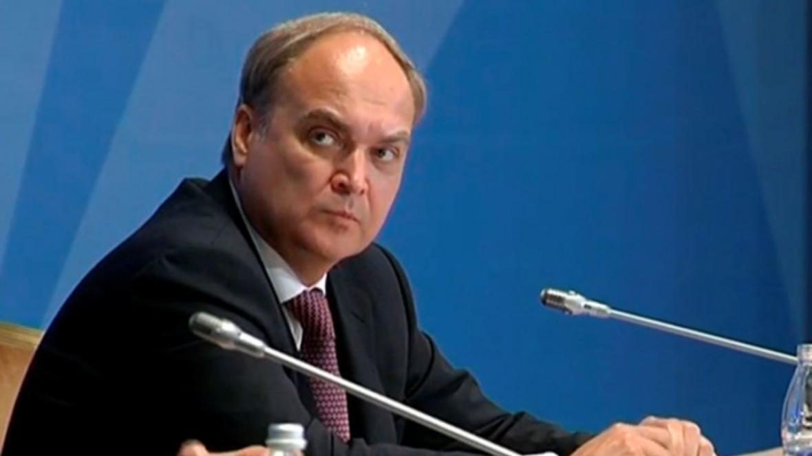 سفیر روسیه: مسکو و واشنگتن در آستانه یک رقابت تسلیحاتی قرار دارند