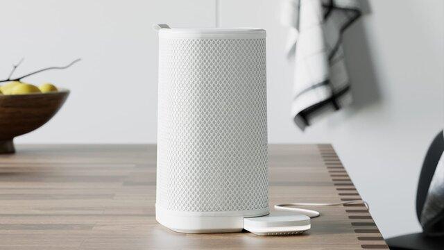 تصفیه هوای خانه با کمک یک دستگاه تهویه هوشمند