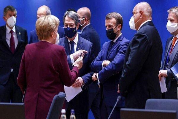 اتحادیه اروپا ترکیه را تهدید کرد