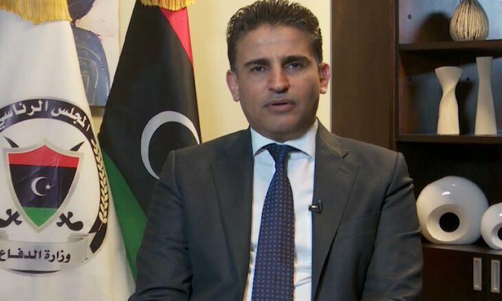 وزیر دفاع لیبی: حمایت فرانسه از حفتر شرم آور است