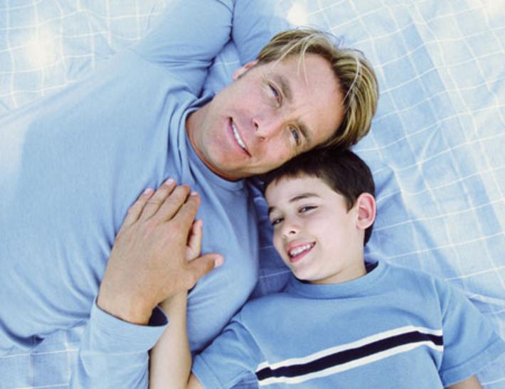 ارتباط پدر با فرزند پسر، ده راز مهم