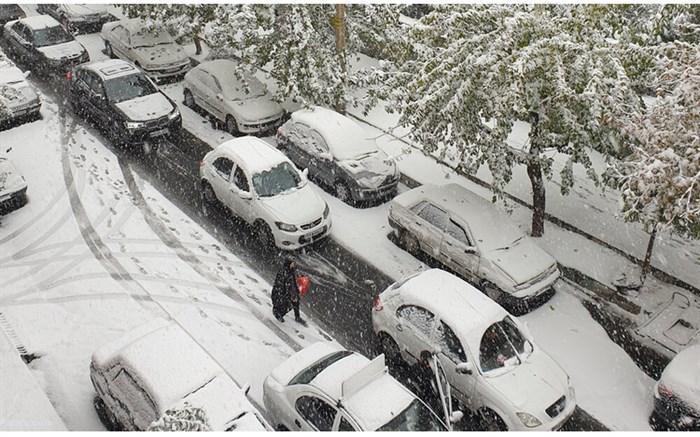 هشدار هواشناسی نسبت به کاهش 5 تا 10 درجه ای دما در 21 استان