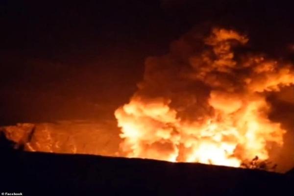 فوران یک آتشفشان دیگر؛ خطر برای 186 هزار نفر (تصاویر)