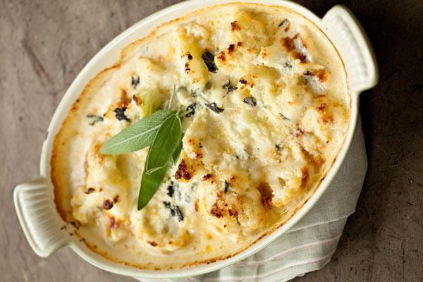 انواع غذا با پنیر ماسکارپونه