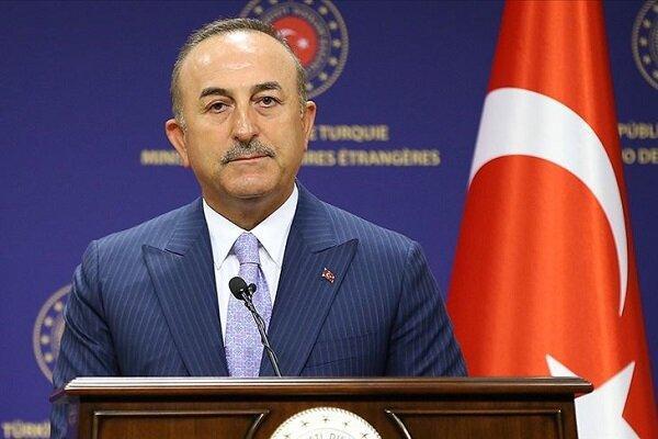 چاووش اوغلو: روابط ترکیه و اتحادیه اروپا سال گذشته پرتلاطم بود
