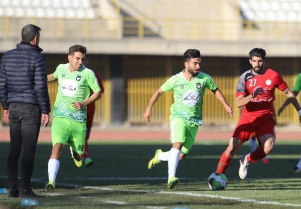 لیگ دسته اول فوتبال، تقابل ویسی با استقلال خوزستان و کار سخت طرفدار در انزلی