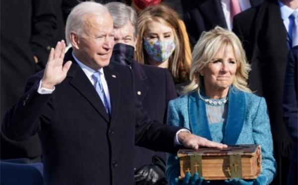 فرمان های جو بایدن در اولین روز ریاست جمهوری