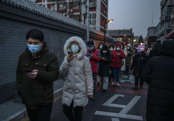 استفاده از سواب مقعدی برای تست کرونا در چین