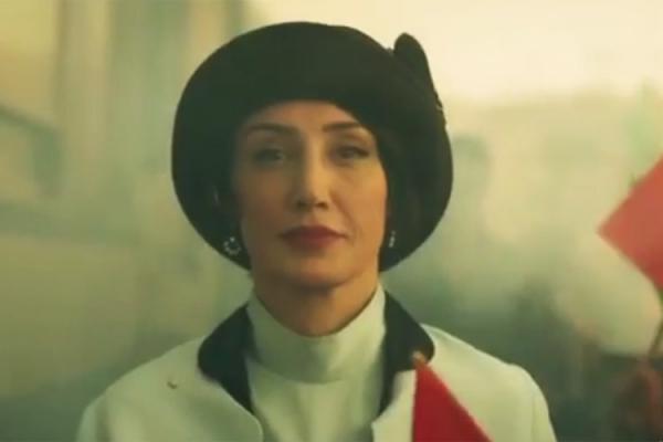 (ویدئو) هدیه تهرانی در فیلم بی همه چیز
