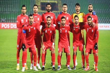 نخستین رنکینگ فیفا در سال 2021؛ ایران تیم 29 دنیا