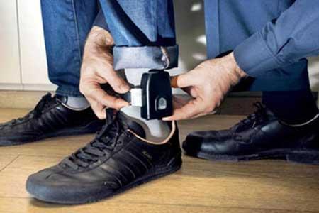 پابند الکترونیکی جایگزین حبس می شود